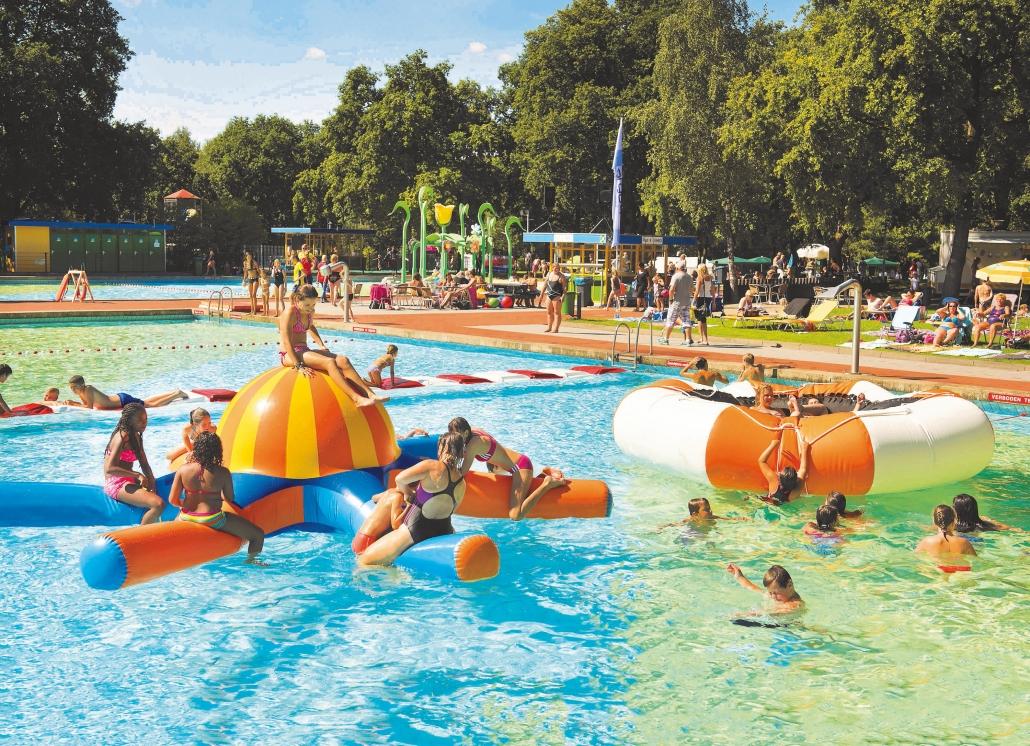 Zwembad de Warande - Camping de Eekhoorn